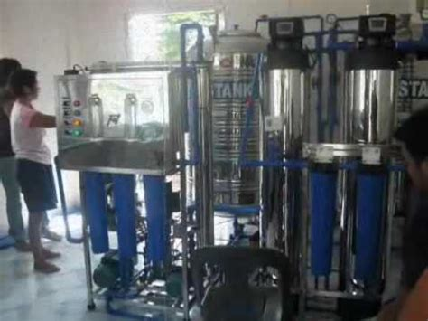 NEROH Water Refilling Station - YouTube