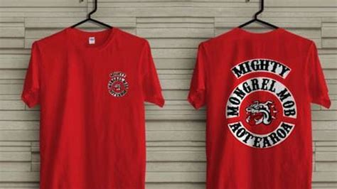 Serious warning over new Mongrel Mob knock-off merchandise