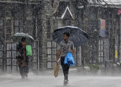Rain figures across North, East, Central and South India