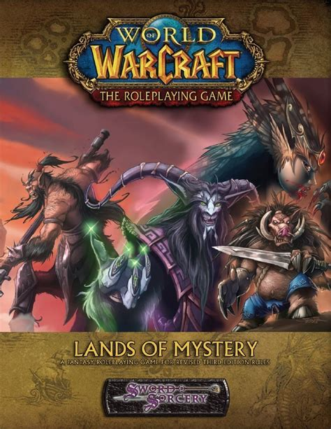 Lands of Mystery - Wowpedia - Your wiki guide to the World