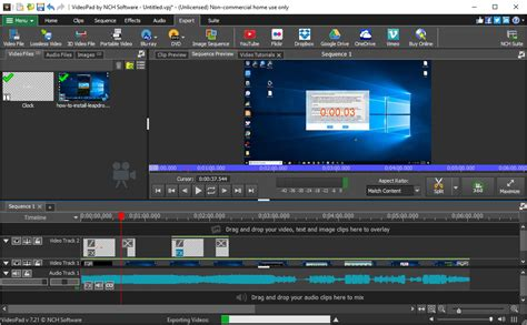 Videopad Video Editor Free Download - Windows 10 Free Apps
