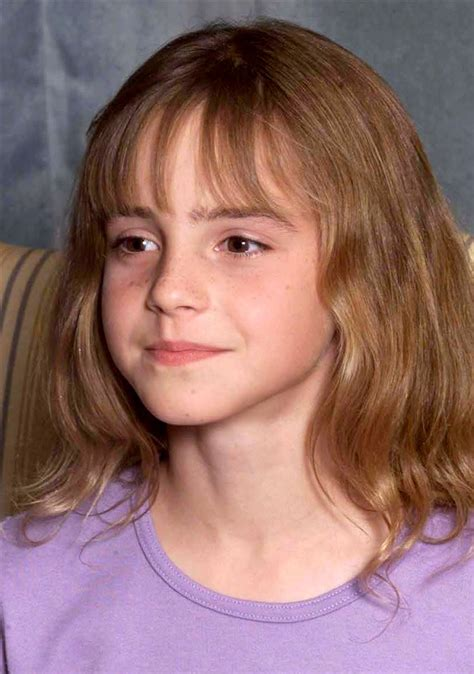 """Emma Watson's hair: From """"Beauty and the Beast"""" to """"Harry"""