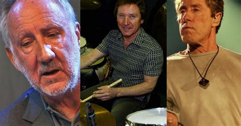 Kenney Jones to play with The Who on stage for first time