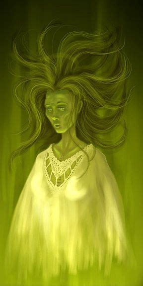 Grout's wife - concept art   Vampire the Masquerade