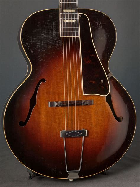 1946 Gibson L-50 Archtop Guitar   Vintage Guitars and New
