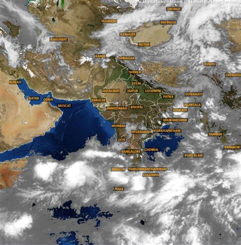Weather forecast for the week in India from 2nd June to