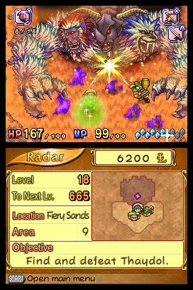 Children of Mana (DS) Game Profile | News, Reviews, Videos