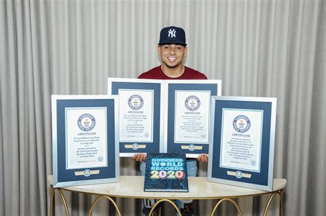 Puerto Rican Star Ozuna Nabs Four Guinness World Records