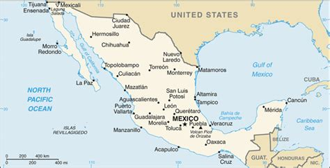 List of cities in Mexico - Wikipedia