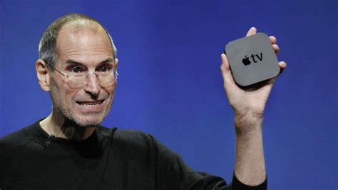 Steve Jobs Said 'No' to a Real Apple TV, New Book Reveals