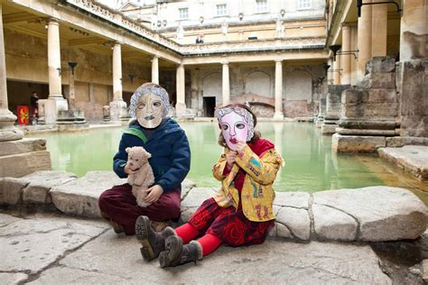 Five Things To Do With Kids In Bath and Cardiff My Travel