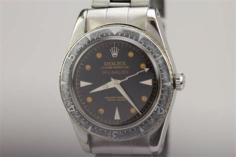 1950 Rolex Milgauss Watch For Sale - Mens Vintage Time only